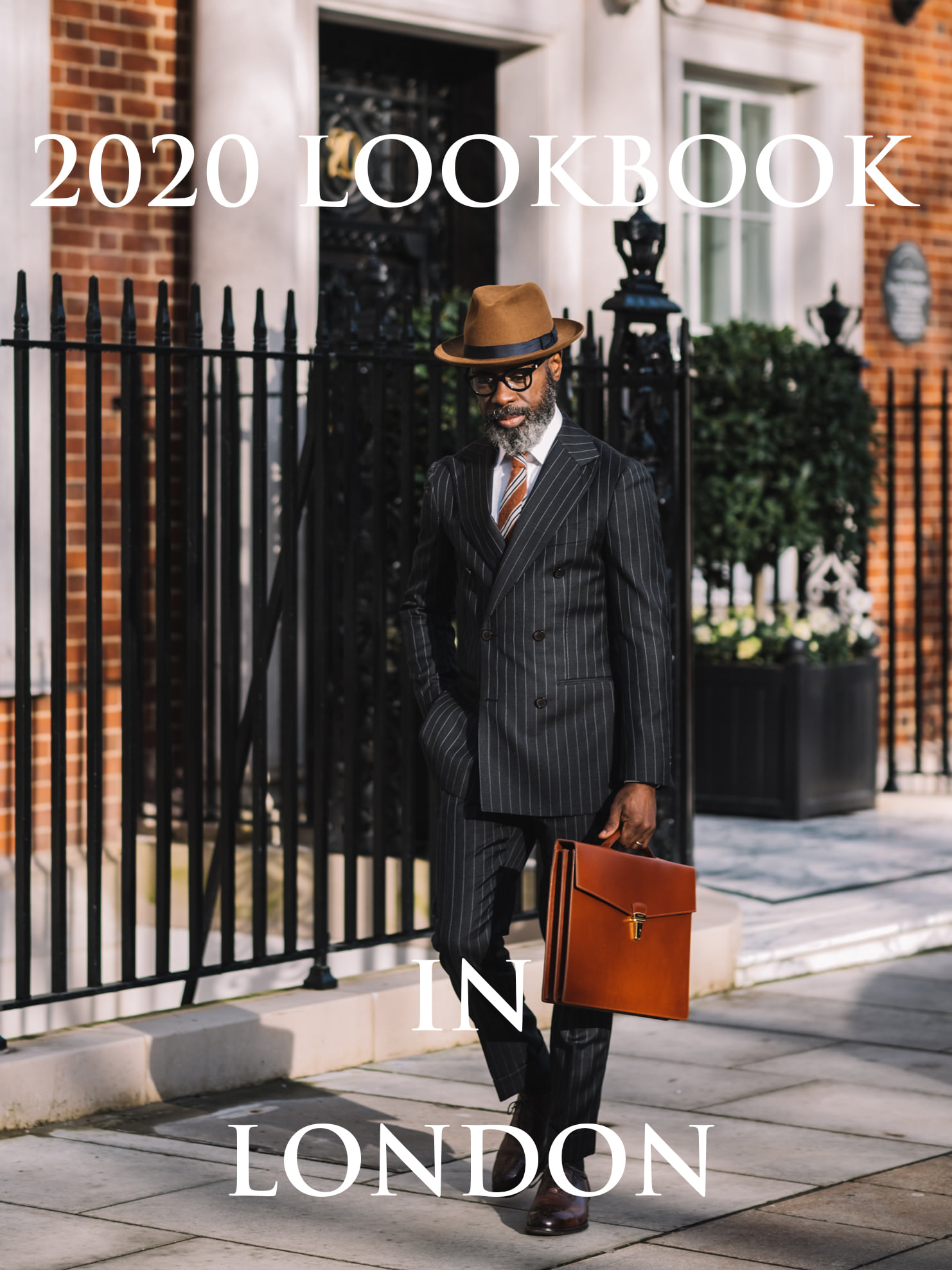 2020 LOOKBOOK 'IN LONDON'