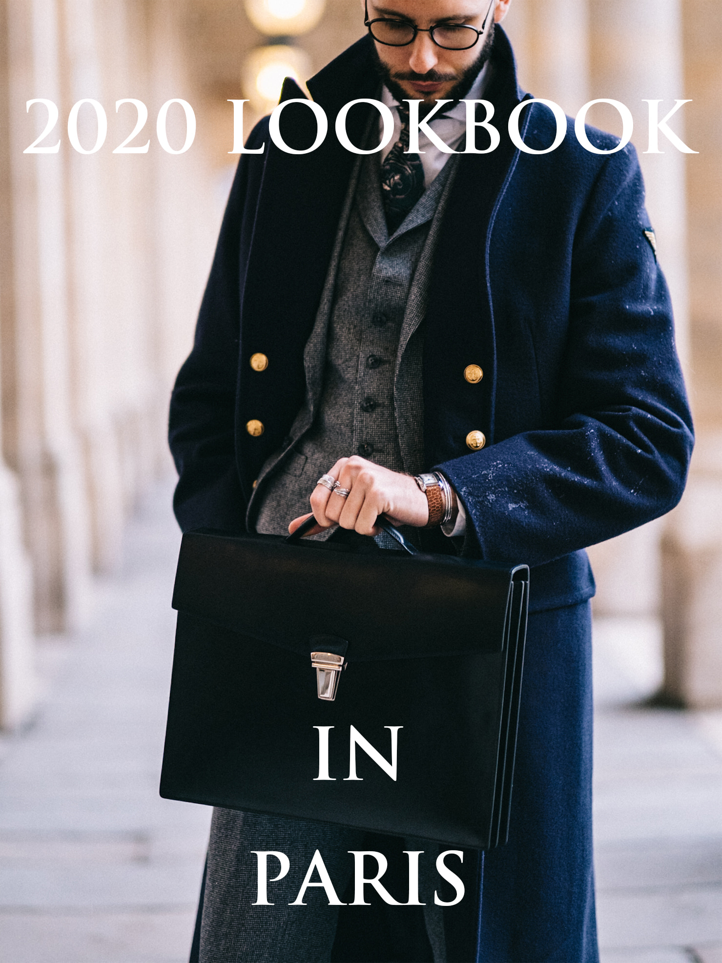 2020 LOOKBOOK 'IN PARIS'
